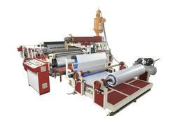Sandwich Type Extrusion Coating Lamination Machine
