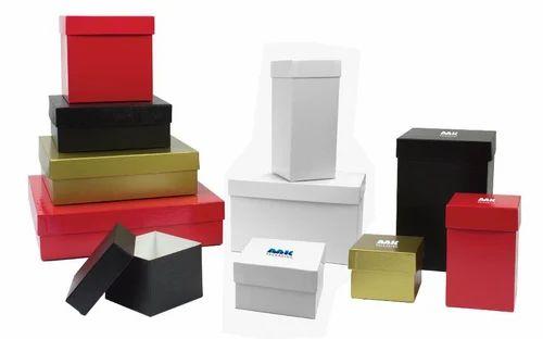 Color Printed Box