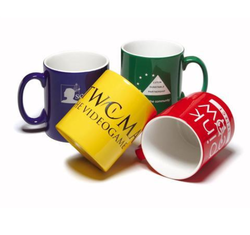 Color Coat Mugs