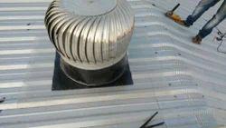 Aluminium Wind Turbine Ventilators