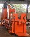 DC Auto Front Ejection Scrap Baling Machine