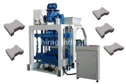 Floor Interlock Block Machine