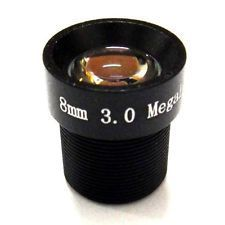 8 MM Lens