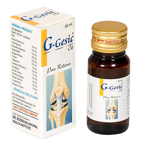 Ayurvedic Pain Killer Oil