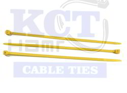 Yellow Cable Ties