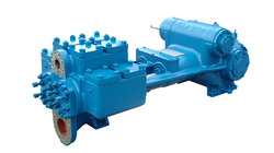 Single Acting Reciprocating Plunger Pumps