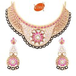 Fancy Designer Necklace Set