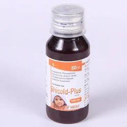 Paracetamol 125mg Phenylephrine 2.5mg Cetrizine 2mg