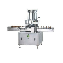 Double Head Augur Type Syrup Powder Filling Machine