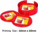 Red Tea Coaster