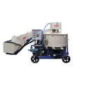 Pan Mixers for Concrete