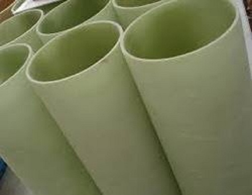 Electrical Insulation Thermal Insulation Epoxy Tube
