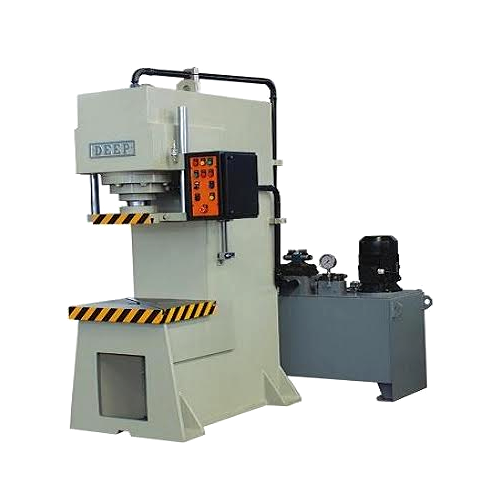 C Frame Hydraulic Presses - Manufacturer from Ludhiana