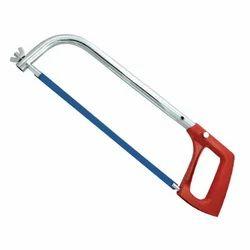Adjustable Hacksaw Frame Tubular with Steel Handle