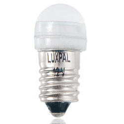 Torch And Flash Light Led Bulb With Lens