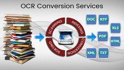 OCR Conversion Service