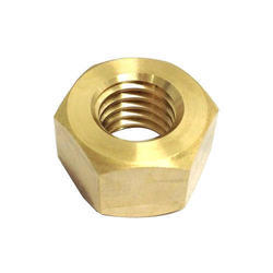 Brass Hexagonal Nut