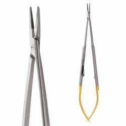 Tungsten Carbide Micro Needle Holder