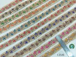 Embroidered Lace E2145
