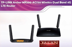 Ac750 Wireless Dual Brand 4g Lte Router