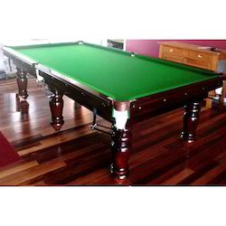 Pool Table with Indian Slate