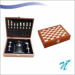 8 Oz Chess Barset NIGMMHA-050