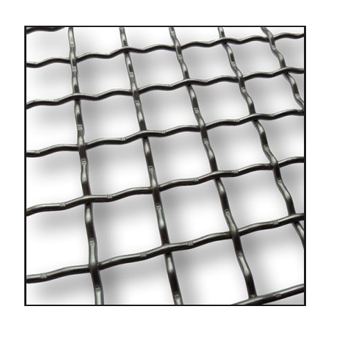 Wire Mesh Products - Crimp Wire Mesh Net Manufacturer from Petlad