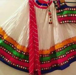 Indian Fancy Chaniya Choli For Garba - Navratri Chaniya Choli