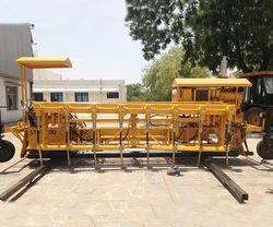 Corrosion Resistant Low Cost Concrete Paver Machine