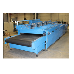 PVC Belt Conveyor with Oven