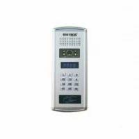 Hi-Focus Multi Apartment Video Door Phone, HF-820VCR