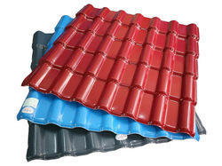 Roofing Sheets Colored Roofing Sheet Manufacturer From