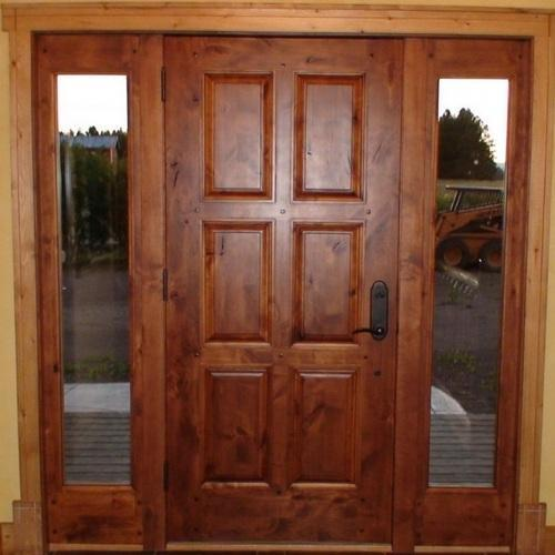 Wooden Front Doors Front Solid Door Manufacturer From Faridabad