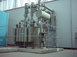 Erection & Commissioning of Power Plant & Substations