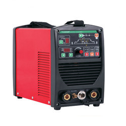 Multi Process Dc Welding Machine Dc Pulse Tig / Mma / Cut