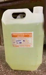 Sodium Hypoclorite Solution