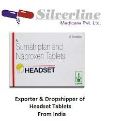 Headset Tablets