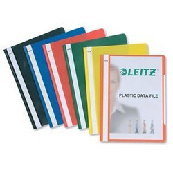 Plastic Files And Folders
