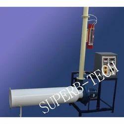 Heat Transfer From Pin Fin Apparatus