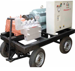 High Pressure Water Blasting Pump