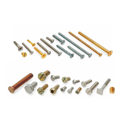 Special Applications Screw