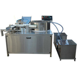 Ampoule Washer Machine
