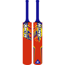 Cricket City Red Bat