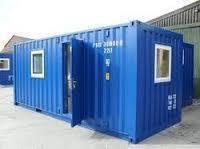 20 feet x 10 Feet Site Offices