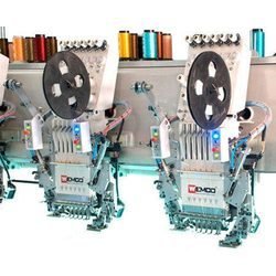 Wemco Semi-Automatic Digital Textile Embroidery Machine