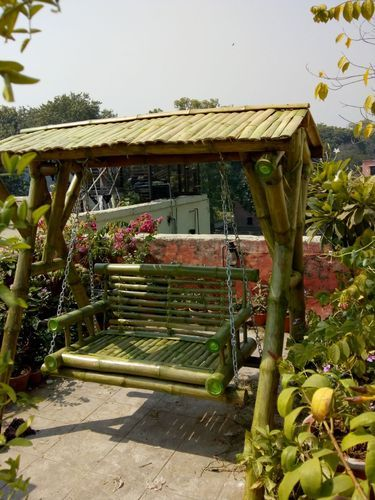 Bamboo Fence Bamboo Swing Jhoola Wholesale Trader From