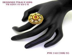 Beautiful Traditional Finger Ring
