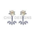 Ear Jacket Designer Earrings