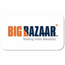 Big Bazaar - Gift Card - Gift Voucher