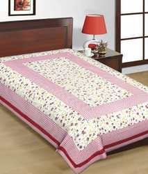 Cotton Printed Bed Sheets. Ask For Price
